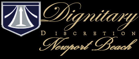 Dignitary Discretion Newport Beach