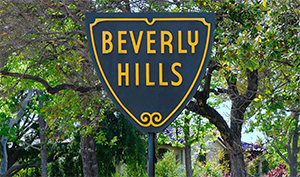 Dignitary Discretion Beverly Hills
