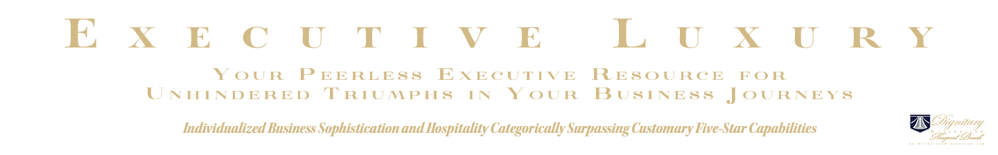 Executive Luxury by Dignitary Discretion Newport Beach