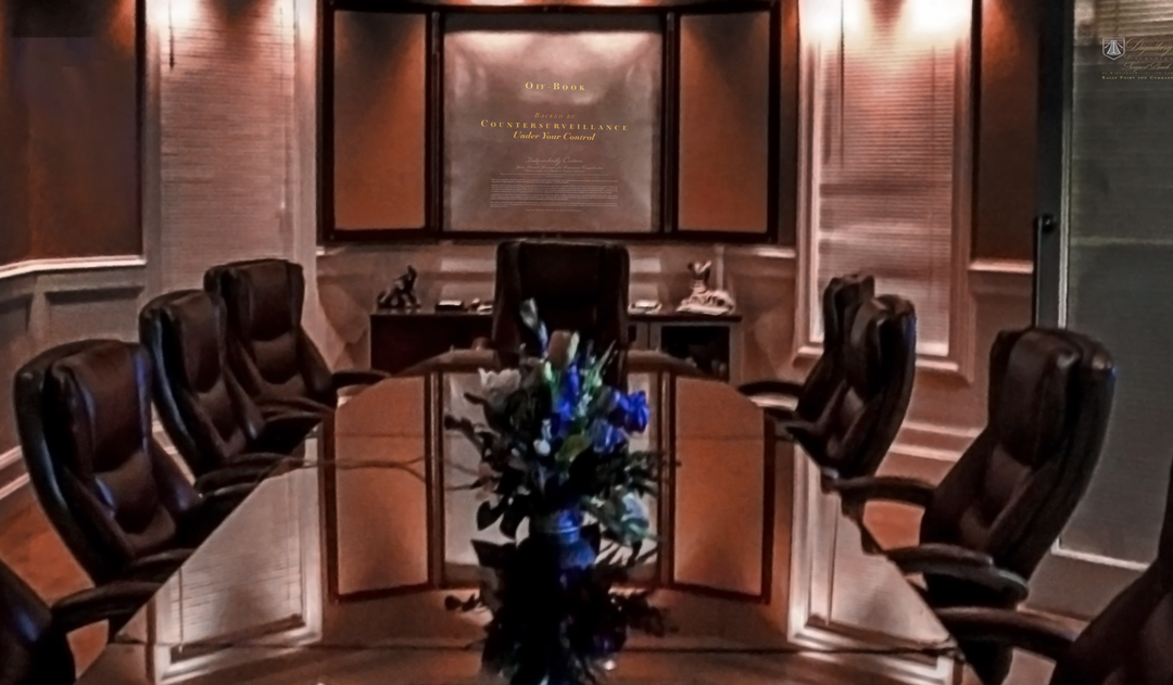 Dignitary Discretion Secretary and Conference Room