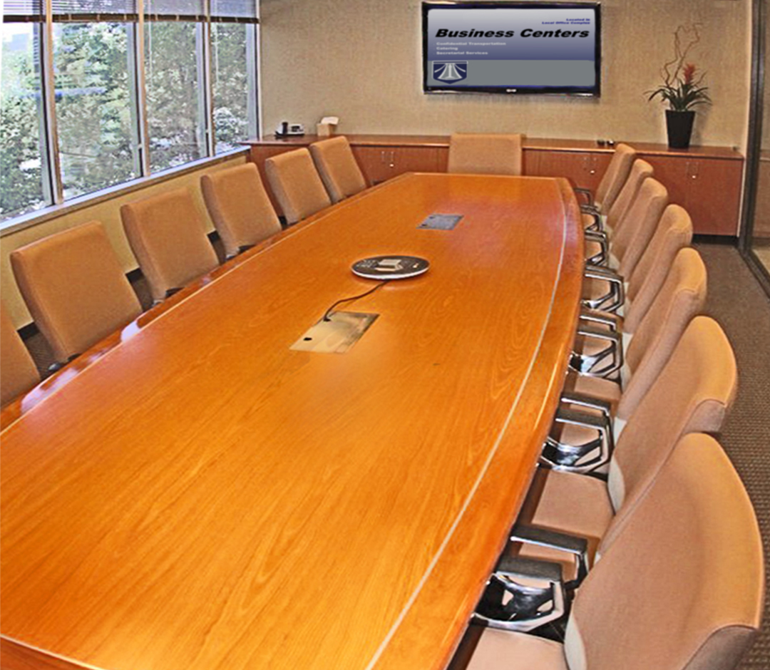 TSCM Conference Room in San Jose California